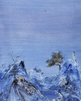 瞬间&永恒——刘伟涛油画作品展