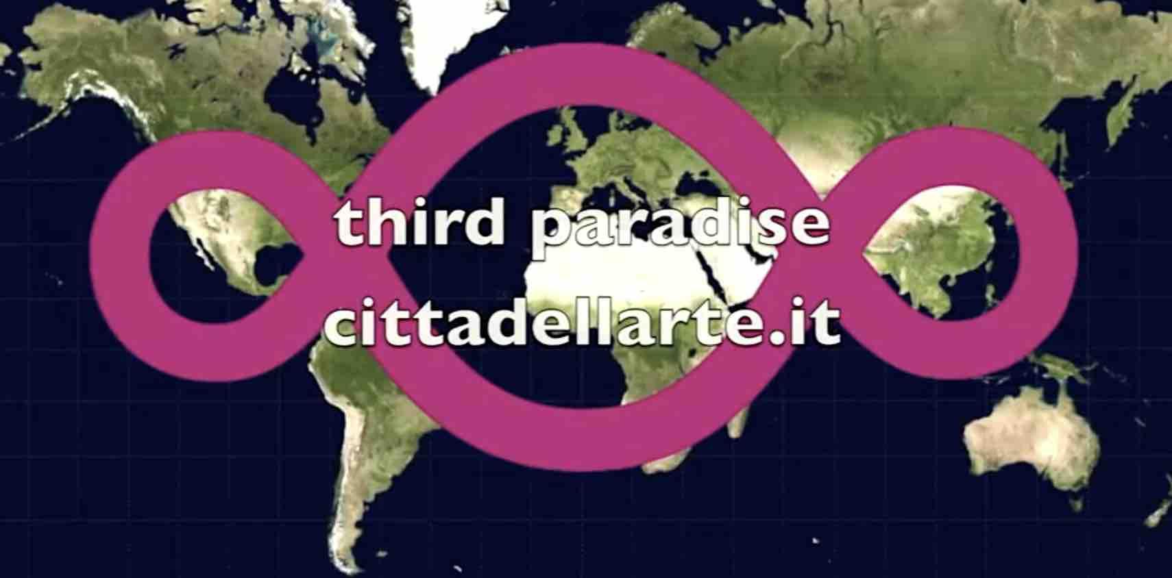 四面谈:艺术与社会:《第三天堂》米开朗基罗·皮斯托雷托: 我+你=我们