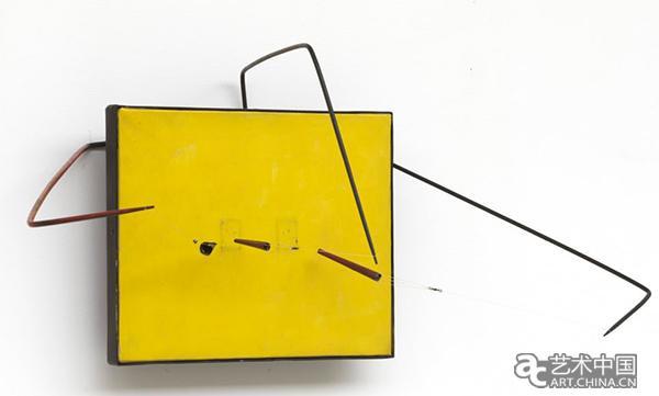 了不起的磁力装置 泰特美术馆展出塔基斯作品