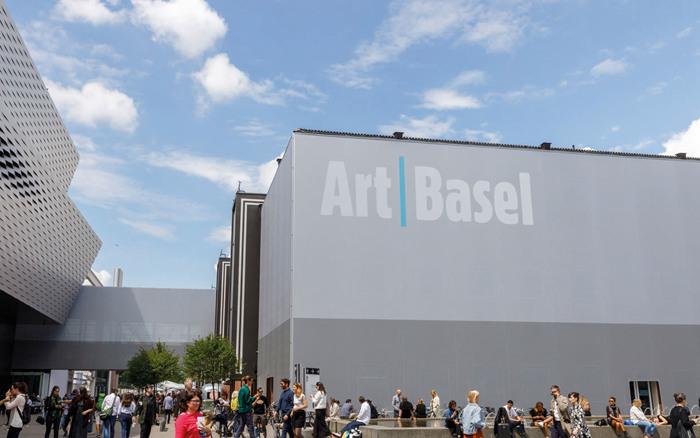 巴塞尔艺术展取消即将于9月举行的巴塞尔展会